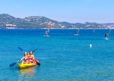 canoe-spinout-windsurf-almanarre-giens-hyeres-mer-france
